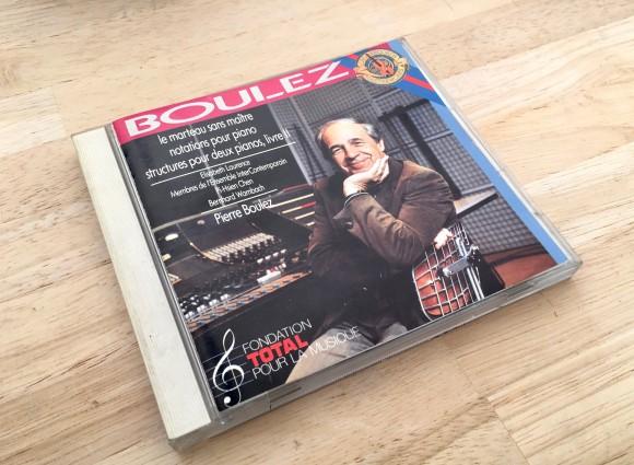 CD『ル・マルトー・サン・メートル( 主なき槌)』